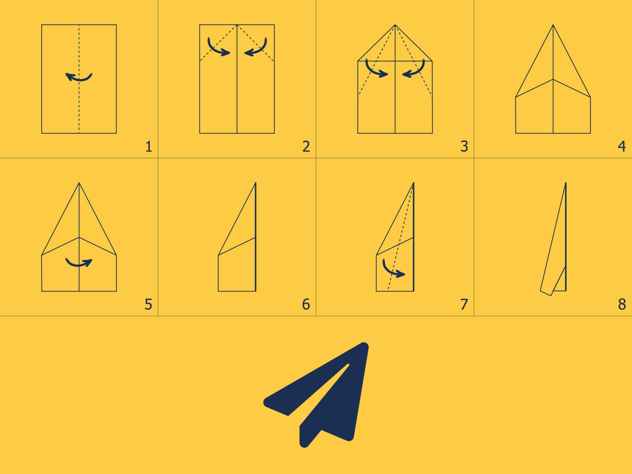 folt an airplane